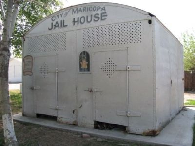 Maricopa's Jail image. Click for full size.