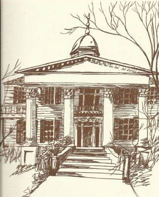 Arlington (Gov. James L. Orr House) image. Click for full size.