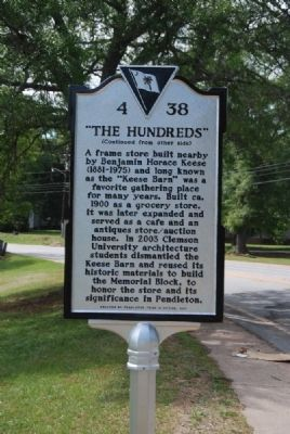 """The Hundreds"" Marker<br>Reverse image. Click for full size."
