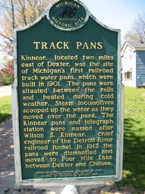 Track Pans Marker image. Click for full size.
