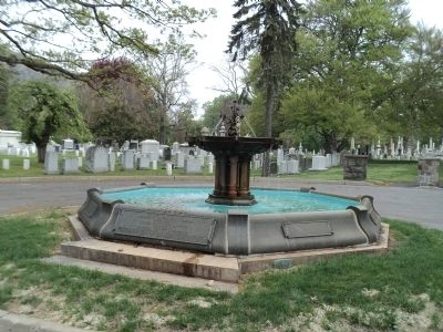 Anderson Memorial Fountain image. Click for full size.