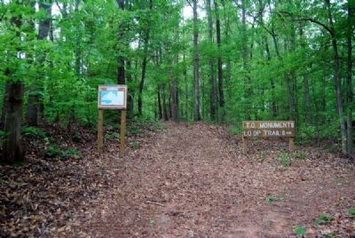 Hopewell Treaty Trailhead image. Click for full size.