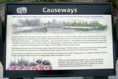 Causeways Marker image. Click for full size.