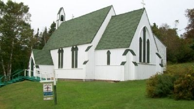 St. Anne's Anglican Church image. Click for full size.