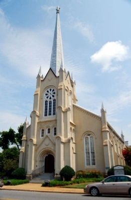 First Presbyterian Church image. Click for full size.
