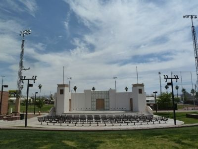 Eastlake Park Art Deco Stage image. Click for full size.