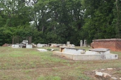 Newberry Village Cemetery image. Click for full size.
