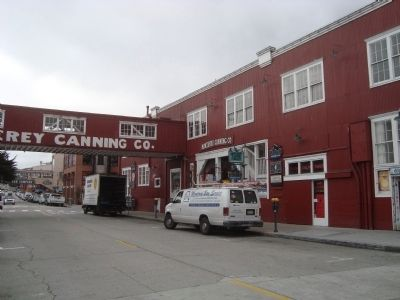 Monterey Canning Company Building image. Click for full size.