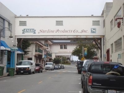 Cannery Row image. Click for full size.