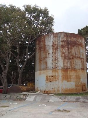 Associated Oil Tank image. Click for full size.