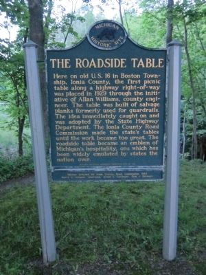 The Roadside Table Marker image. Click for full size.
