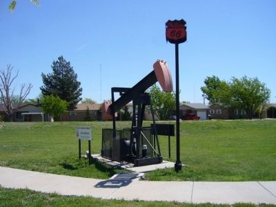 Oil & Gas Marker image. Click for full size.