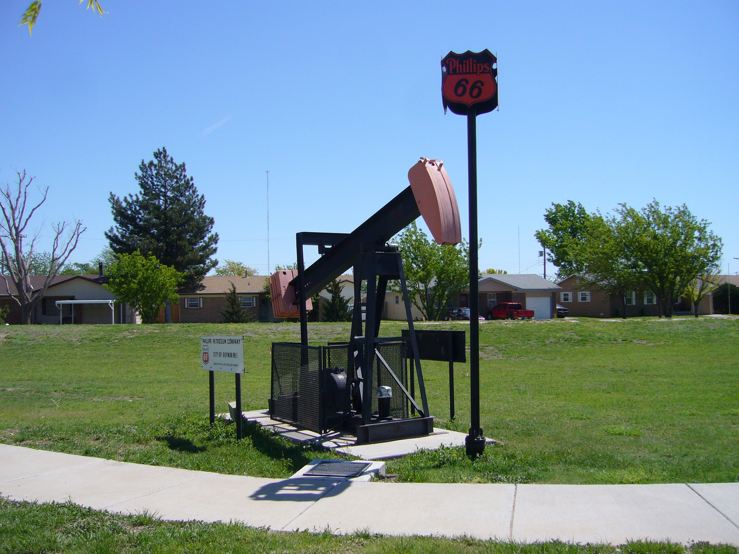 Oil & Gas Marker