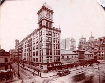 The Grand Depot, John Wanamaker's Department Store image. Click for full size.