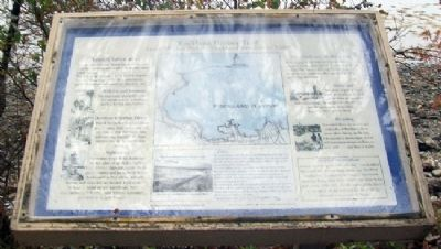 Rockland Harbor Trail Marker image. Click for full size.
