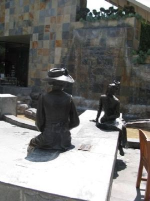 """Katella Ranch"" Sculpture image. Click for full size."