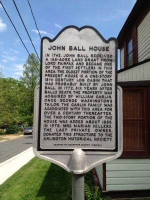 John Ball House image. Click for full size.