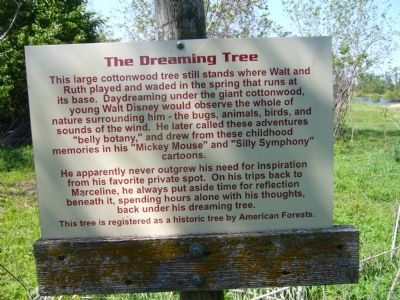 The Dreaming Tree Marker image. Click for full size.
