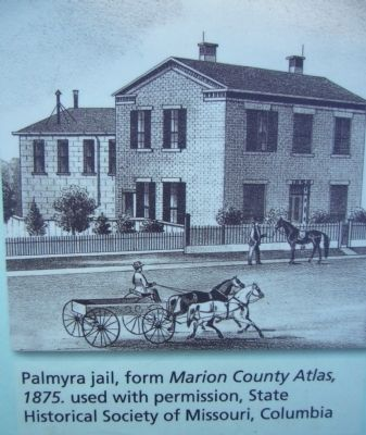 Palmyra Massacre Marker image. Click for full size.