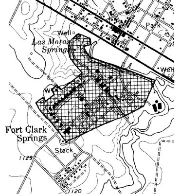 Fort Clark Historic District image. Click for full size.