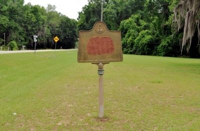 Fort Scott Marker image. Click for full size.