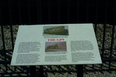The GP9 Marker image. Click for full size.