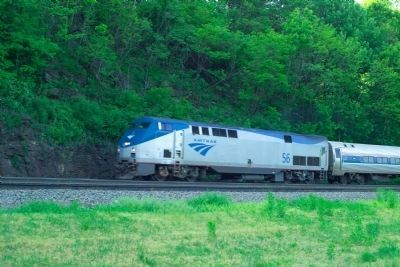 Amtrak's Pennsylvanian image. Click for full size.