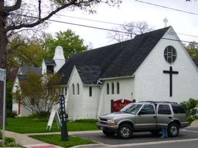 St. Andrew Episcopal Church image. Click for full size.