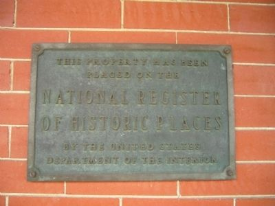 Shiloh House Marker image. Click for full size.