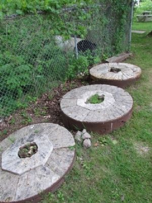 Mill Stones image. Click for full size.