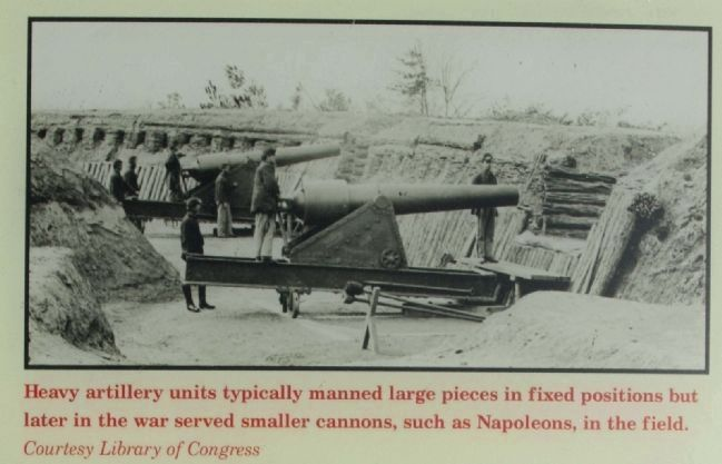 Heavy Artillery like this... image. Click for full size.