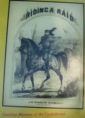 "Cover of ""Riding a Raid."" image. Click for full size."