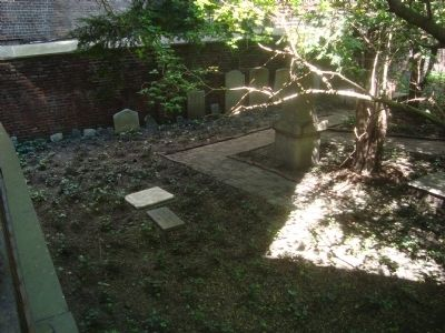 The Second Cemetery image. Click for full size.