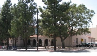 Burbank Post Office image. Click for full size.