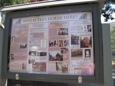 Doctor House Kiosk image. Click for full size.
