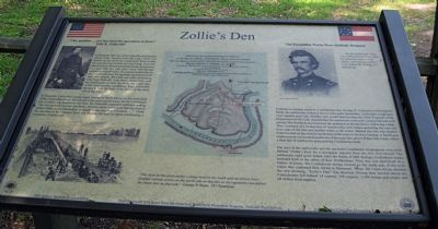 Zollie's Den Marker image. Click for full size.