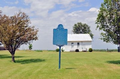 The Galena Road Marker image. Click for full size.