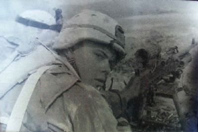 "SPC Edward ""Eddie"" Lee Myers image. Click for full size."