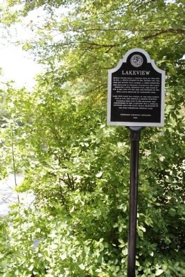 Lakeview Marker image. Click for full size.