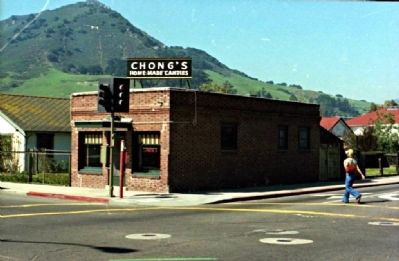 Chong's Candy Store Marker image. Click for full size.