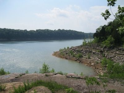 Lake Cumberland image. Click for full size.