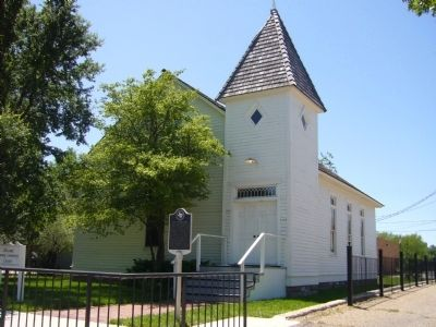 Conway Community Church image. Click for full size.