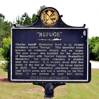"Side 2: ""Refuge""	 Marker image. Click for full size."
