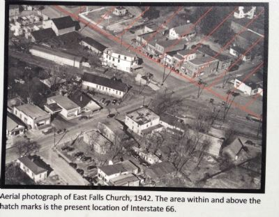 East Falls Church 1942 image. Click for full size.