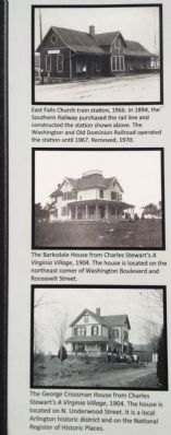 Photos on the Left Side of Marker image. Click for full size.