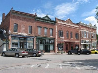 Downtown Galesville Historic District image. Click for full size.