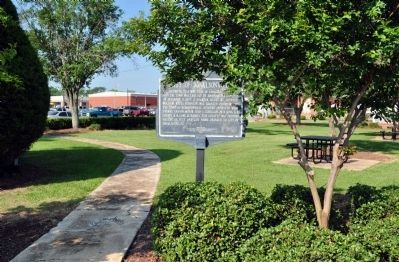 City of Donalsonville Marker image. Click for full size.