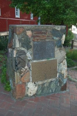 Weaverville Marker image. Click for full size.