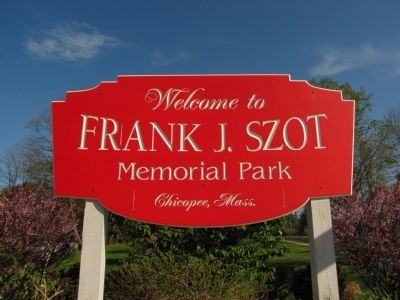 Frank J Szot Memorial Park image. Click for full size.