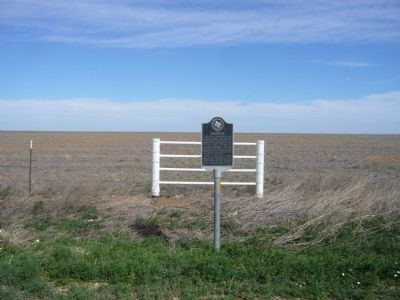Site of Parmerton Marker image. Click for full size.